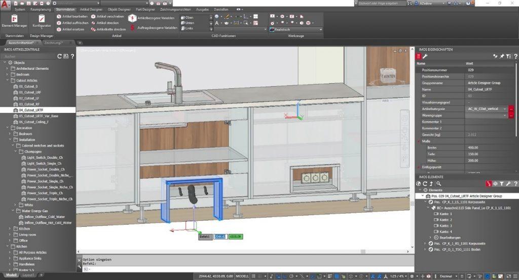 Program do projektowanie kuchni